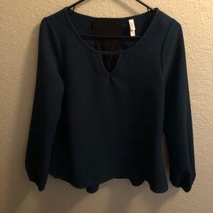 Tops - Long Sleeves Blouse